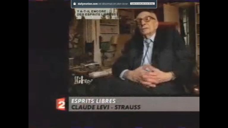 """Claude Lévi-Strauss : un """"régime d'empoisonnement"""""""