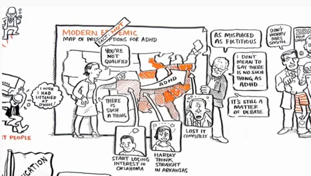 Ken Robinson : pourquoi l'éducation est-elle complètement obsolète ?(vostfr)