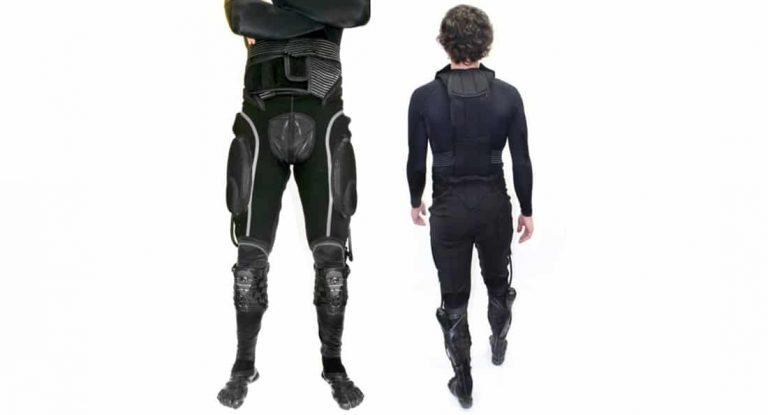 Bionic Humans: This Sleek Power Suit Helps Restore Mobility