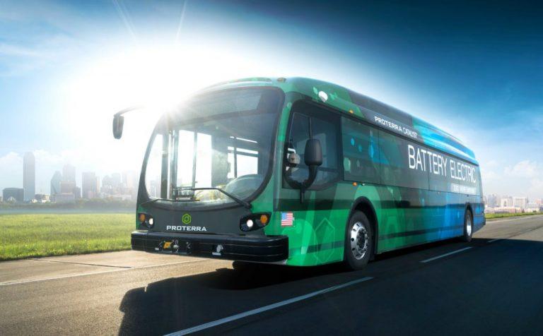 1 772 km en une charge : un bus électrique établit un nouveau record d'autonomie