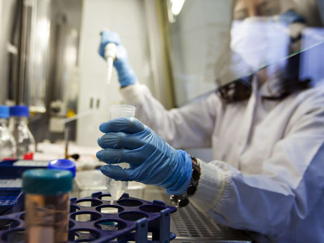 Personalized vaccine fights off cancer in clinical trial