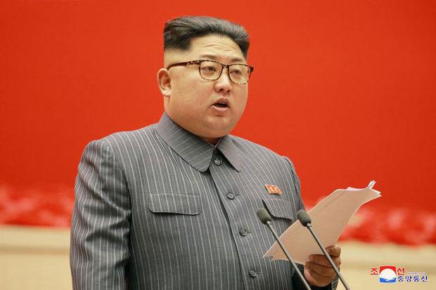 Kim Jong Un évoque pour la première fois officiellement un «dialogue» avec Washington
