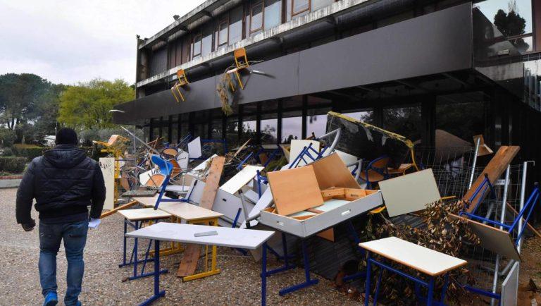 Blocages des universités. À Montpellier, le président de Paul-Valéry demande l'intervention de la police