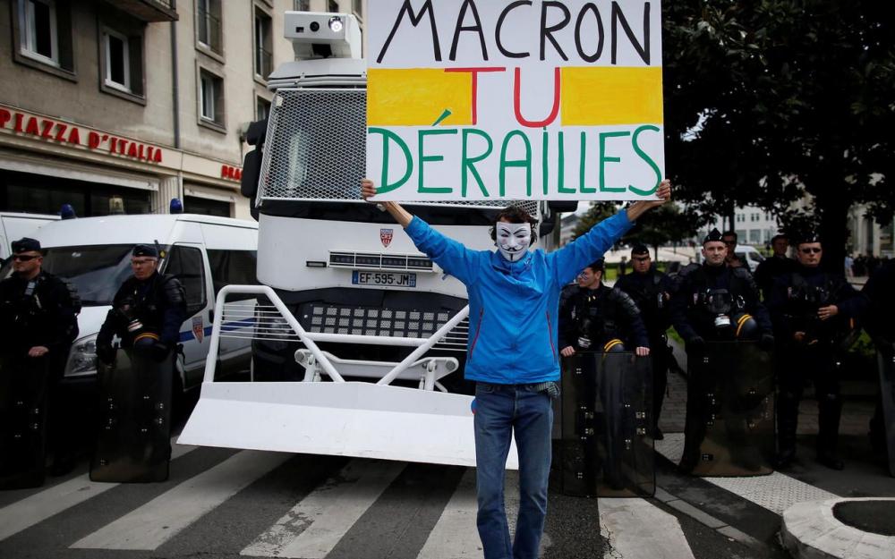 Notre-Dame-des-Landes : 12 interpellations pendant la manifestation de soutien aux zadistes à Nantes
