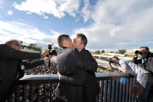 En cinq ans, 40 000 couples homosexuels se sont mariés
