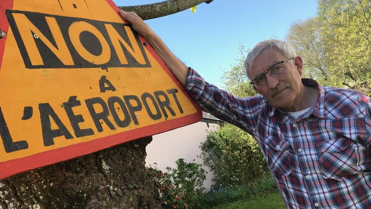 Notre-Dame-des-Landes. « Zadistes radicaux, allez voir ailleurs ! » lance le leader anti-aéroport