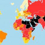 Liberté de la presse: «climat délétère» dans les démocraties