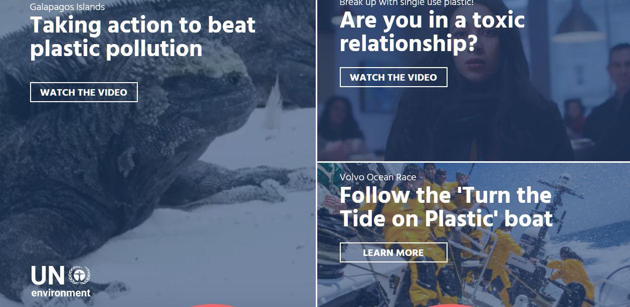Le plan «Océan propre» de l'ONU