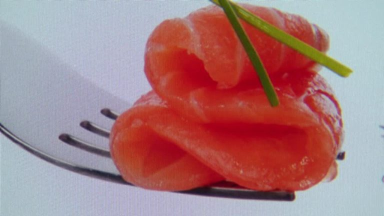 Saumon ou saumon ?