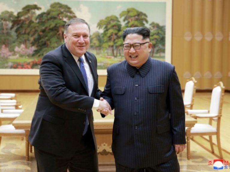 Corée du Nord : Les trois prisonniers américains enfin de retour chez eux