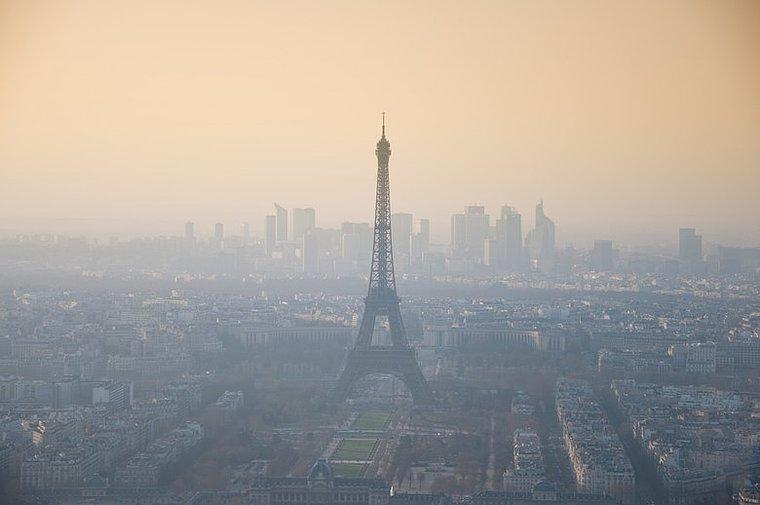 Pollution de l'air : la France devant la justice de l'UE