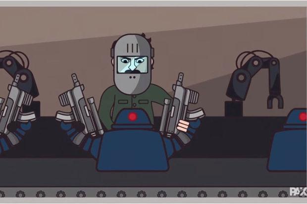 Vers une interdiction des robots tueurs. Que fera la Belgique ?