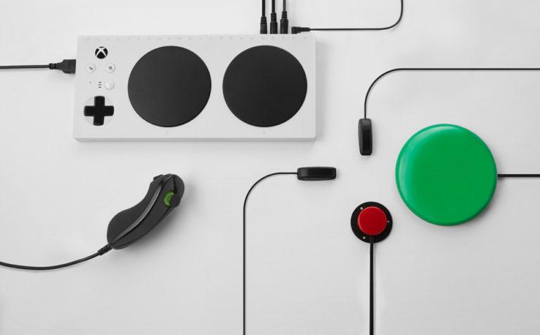 Xbox: Microsoft prépare une manette pour les gamers handicapés
