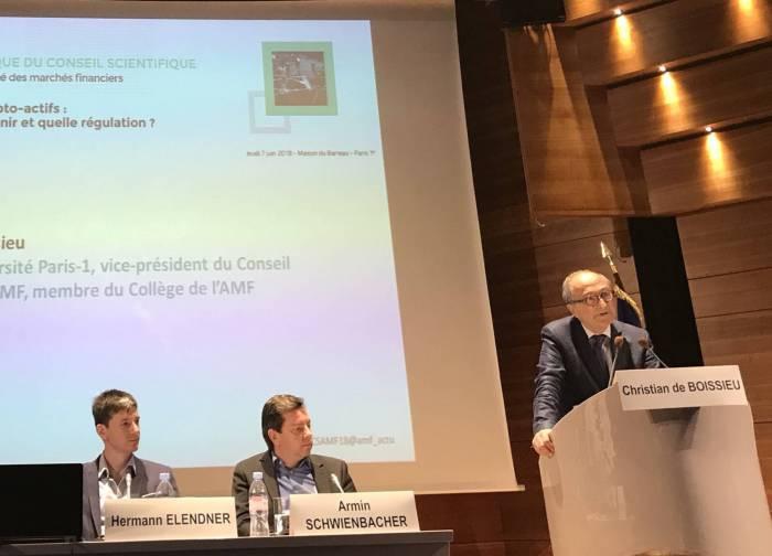 L'AMF prône une régulation des ICO en France avant un cadre international