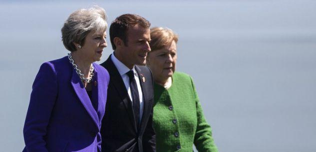 L'Europe remplie de fachos, à qui la faute ?