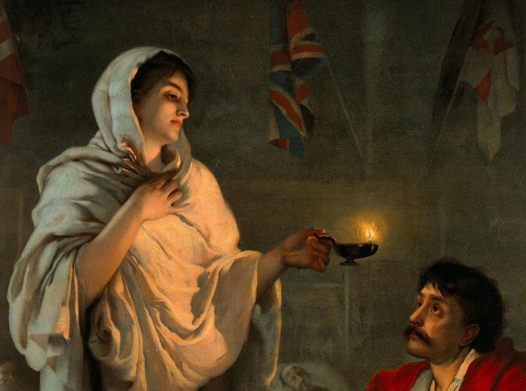 Dans la série de celles dont on ne parle jamais : Nightingale, inventrice des soins infirmiers modernes
