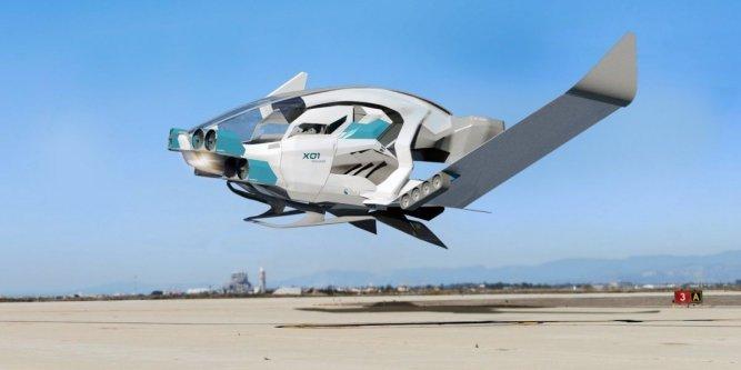 """Une start-up toulousaine crée une """"voiture volante"""""""