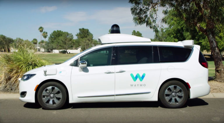 Conduite autonome : Google Waymo passe commande pour plus de 60 000 voitures