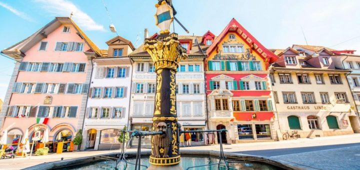 Premier vote municipal avec la blockchain dans la ville suisse de Zug