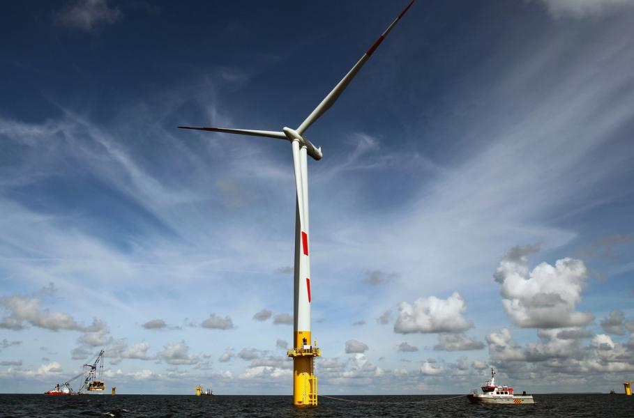 La France patine dans les énergies marines renouvelables