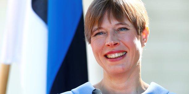 Au pays des licornes : rencontre avec Kersti Kaljulaid, présidente de la e-République d'Estonie