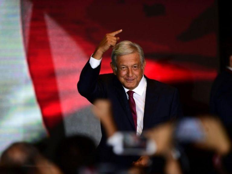 Mexique: la gauche au pouvoir après la victoire historique de Lopez Obrador
