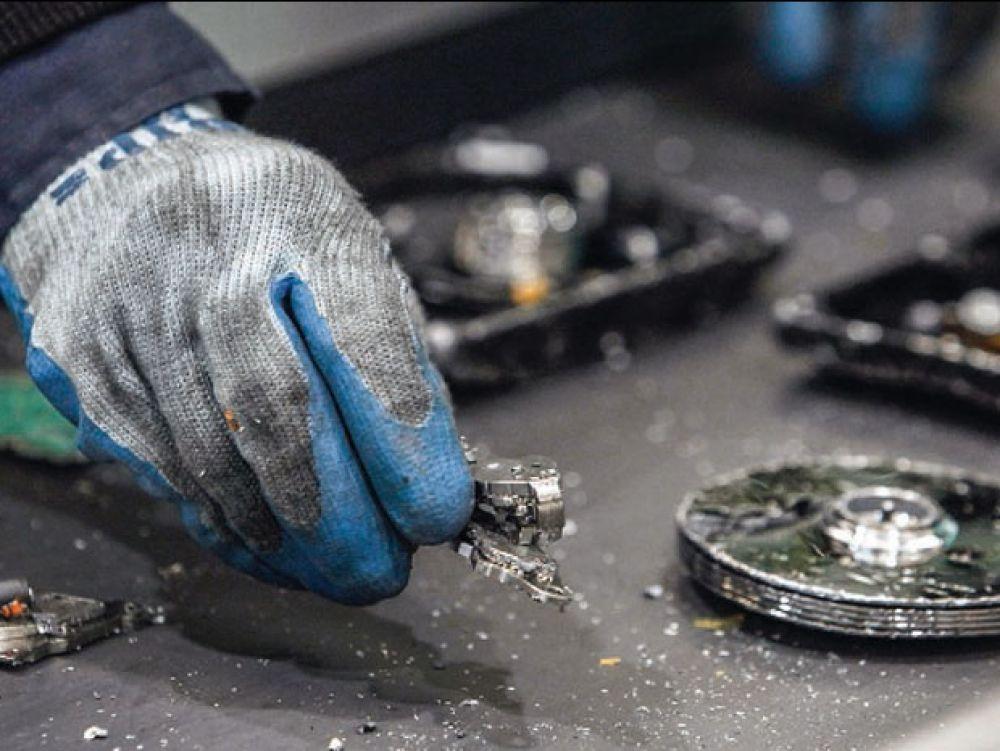 «Seuls 1 à 3 % des métaux critiques sont recyclés»