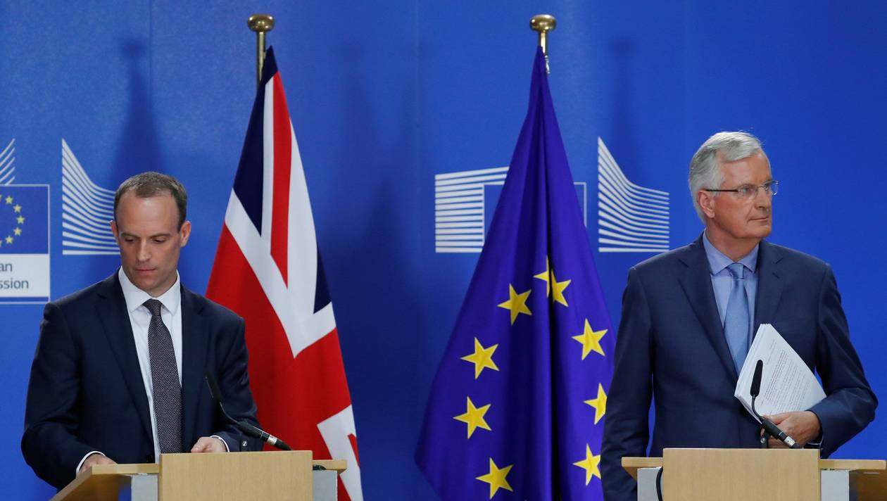 Brexit. Les propositions de Theresa May laissent Michel Barnier sceptique