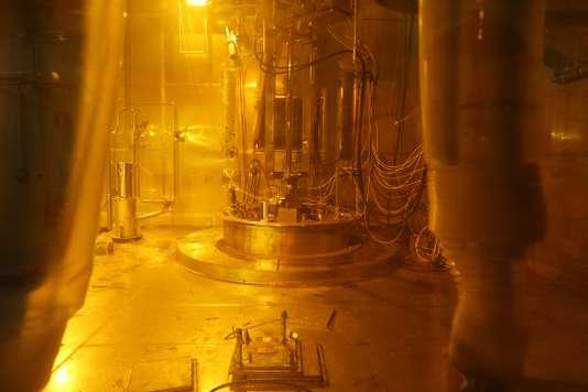 La France a déjà un stock de 1,5 million de mètres cubes de déchets radioactifs