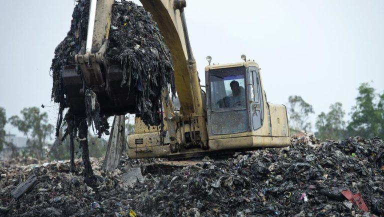 Thailande: le nouvel eldorado des déchets du monde entier