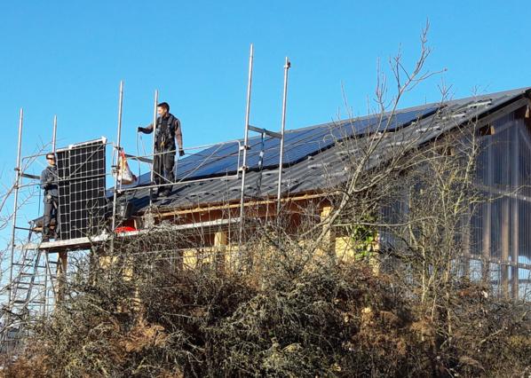 Cotoiturage : Financez vos panneaux solaires à plusieurs !