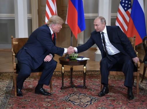 La «faiblesse» de Trump face à Poutine scandalise jusque dans les rangs républicains