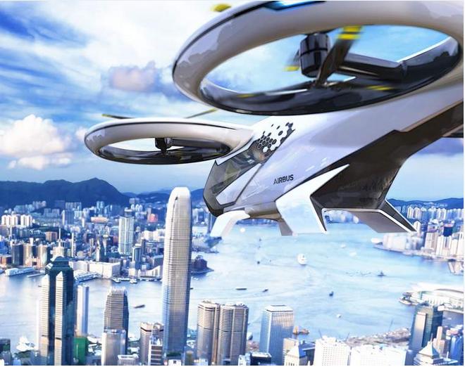 TGV-drones, avions autonomes… Les transports de demain vont décoiffer !