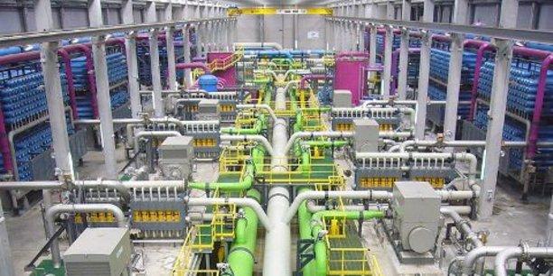 Le Japon finance la construction d'une usine de dessalement au Sénégal