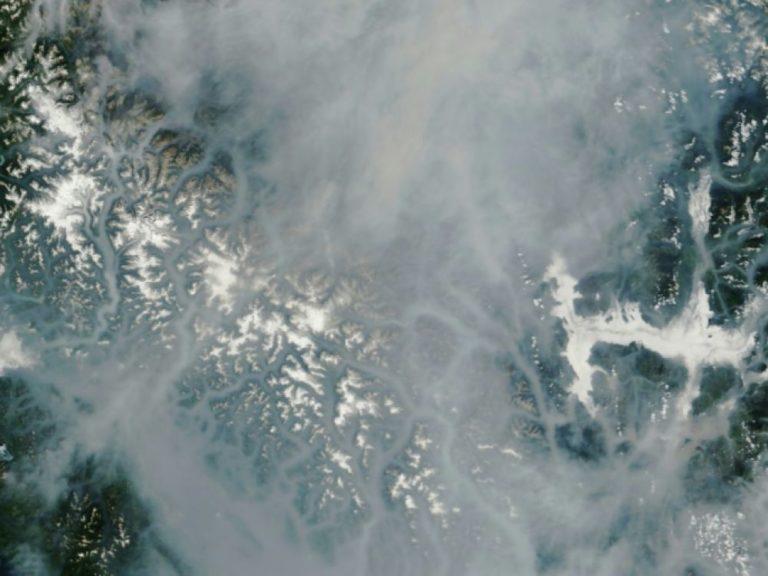 Incendies au Canada : la Colombie-Britannique lutte contre 500 feux