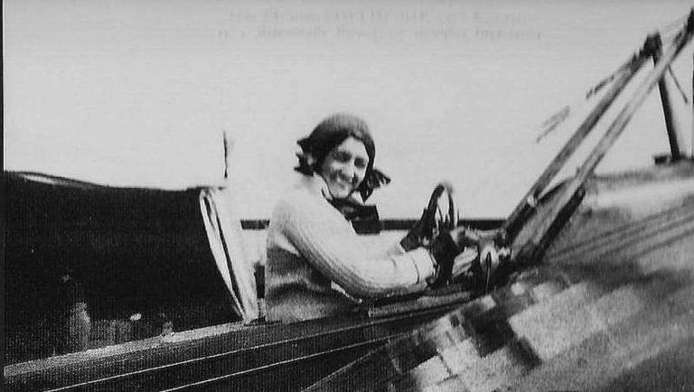 Celles dont on ne parle jamais : Aviation, cyclisme, alpinisme… Marie Marvingt, «la fiancée du danger» oubliée