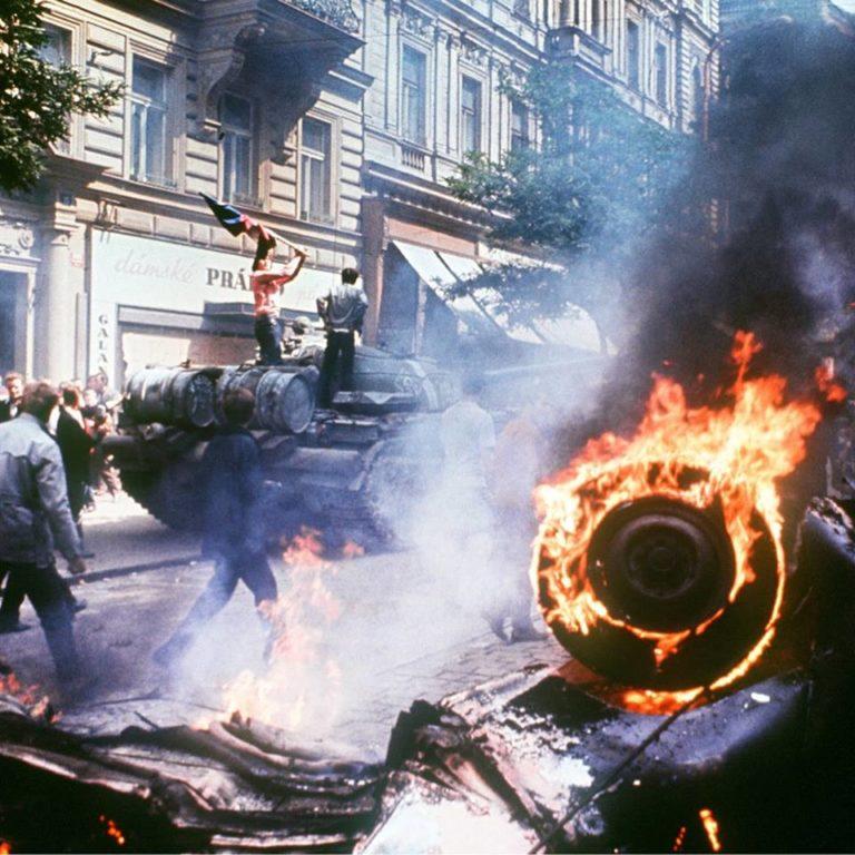 Il y a 50 ans, à Prague…