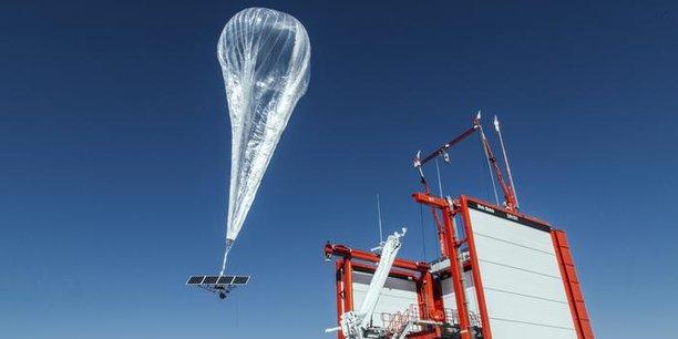 Kenya : des ballons stratosphériques pour fournir l'accès à Internet dès l'année prochaine