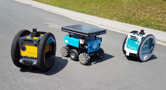 Le droïde industriel et livreur du futur s'appelle TwinswHeel