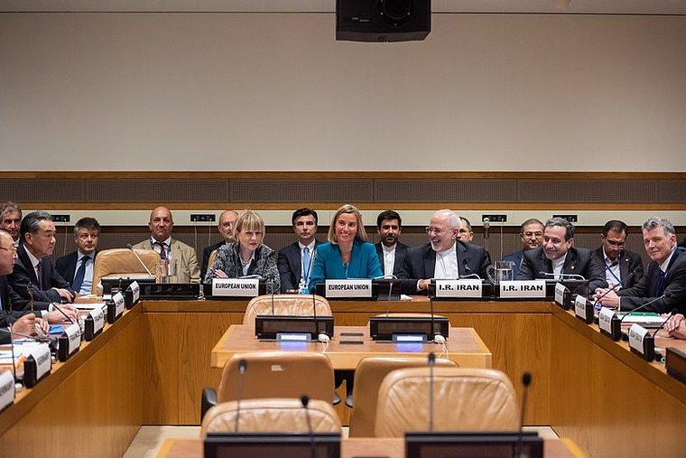 Nucléaire iranien : l'UE veut contourner les sanctions américaines