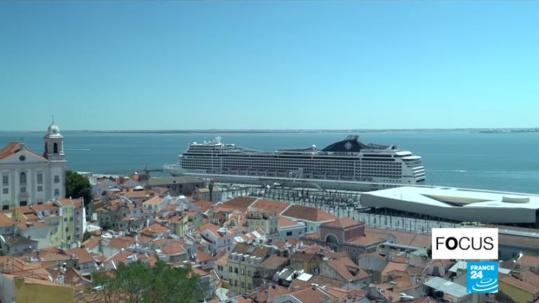 VIDEO : Portugal : entre tourisme de masse et spéculation immobilière, les Lisboètes peinent à se loger
