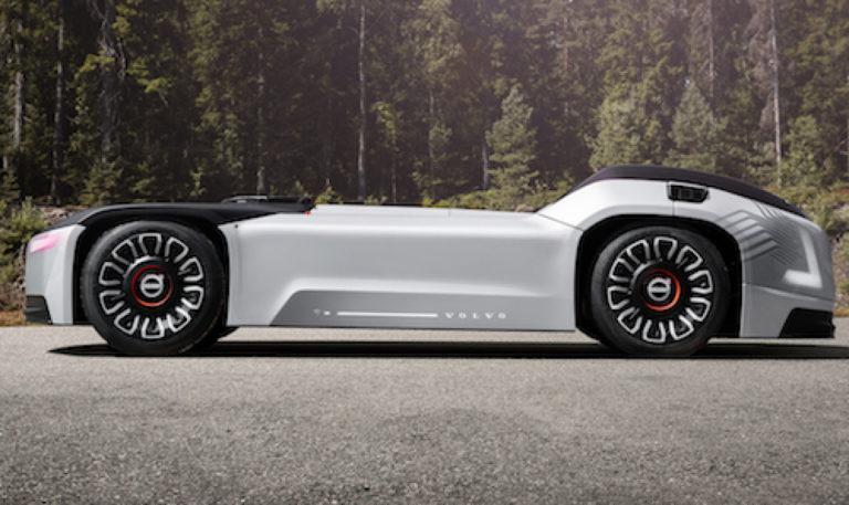 Camion autonome: Volvo dévoile un semi-remorque sans cabine