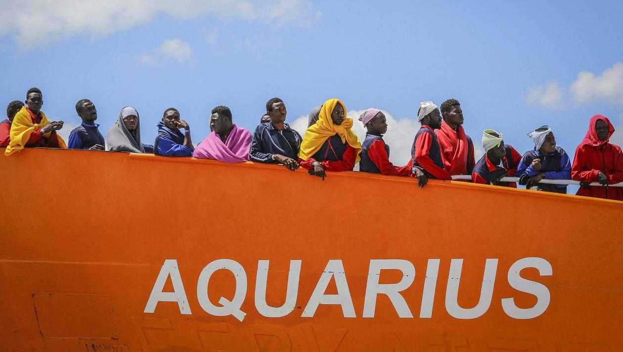 Aquarius. Le Panama annonce qu'il retire son pavillon au navire humanitaire