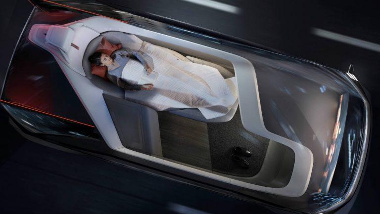 Volvo veut remplacer les avions par des voitures