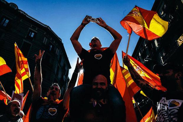 Ce référendum illégal du 1er octobre 2017 qui a changé la Catalogne…