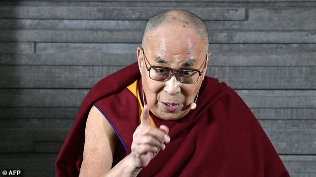 The Dalai Lama says 'Europe belongs to Europeans' and refugees should return to their native countries to rebuild them