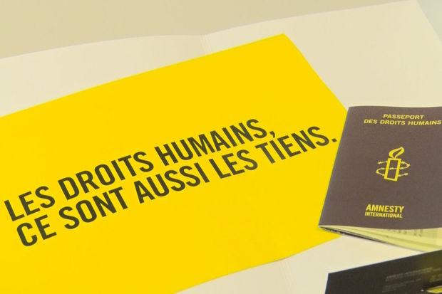 La déclaration des Droits de l'Homme? Un Belge francophone sur deux ne connaît pas