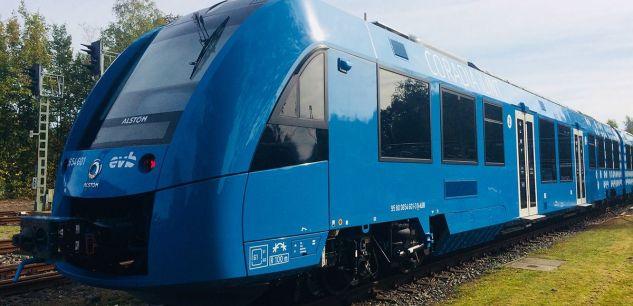 On a voyagé à bord du premier train à hydrogène au monde