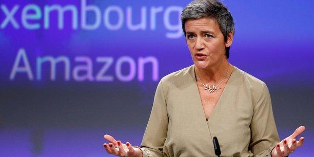Abus de position dominante : après Google, Margrethe Vestager attaque Amazon