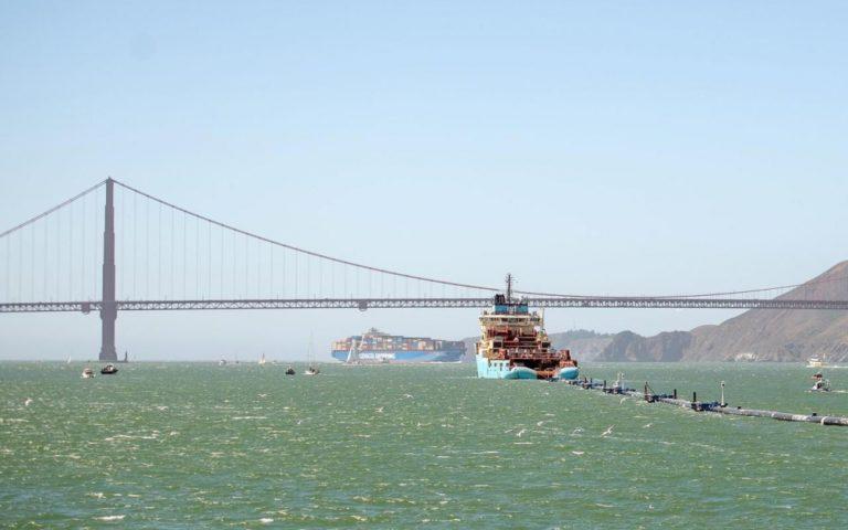 Ce bateau va nettoyer l'Océan Pacifique des déchets plastiques